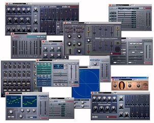 Virtuelle Effekte Plugins