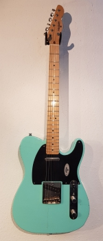 Maybach Teleman T54 Miami Green aged