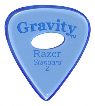 Gravity Plektrum Razer Standard 2,0mm - Elipse