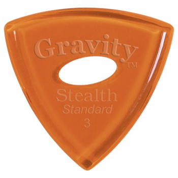 Gravity Plektrum Stealth Standard 3,0mm - Elipse
