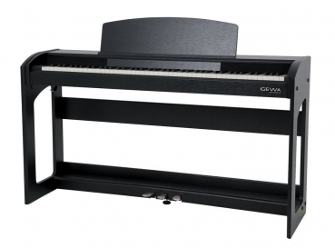 GEWA DP 220G Digitalpiano Schwarz Matt