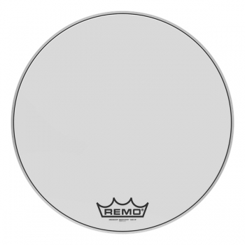 "Remo Ambassador Smooth White 26"" Drumhead"