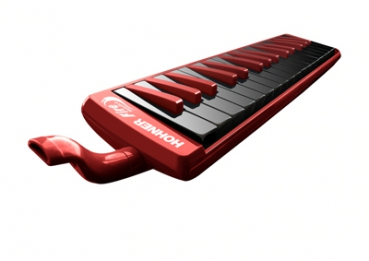 HOHNER Melodica Fire rot