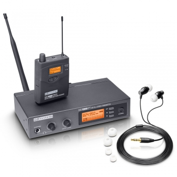 LD Systems MEI 1000 G2 In-Ear Monitoring System