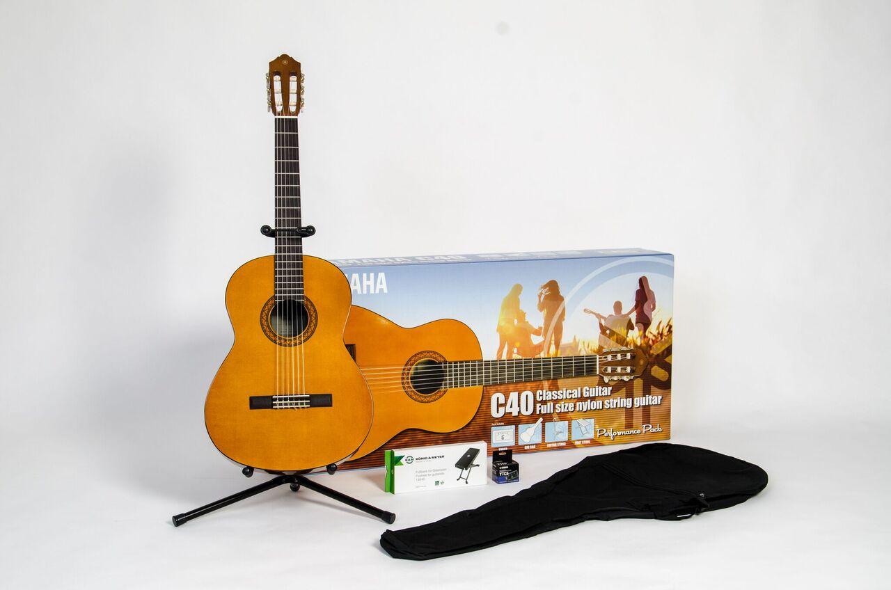 musikbaum bonn musikladen yamaha c 40 c40 gitarre. Black Bedroom Furniture Sets. Home Design Ideas