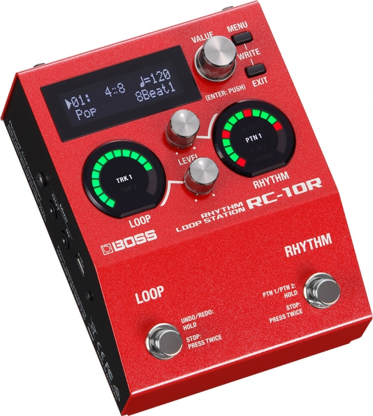 Boss RC-10R Rhythm Loop Station