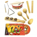 Voggys Kinder-Percussion-Set