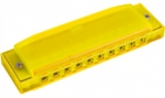 Hohner Happy Color Mundharmonika gelb