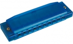 Hohner Happy Color Mundharmonika blau