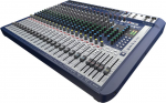 Soundcraft Signature 22 Mischpult mit Lexicon Effekten