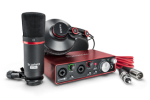 Focusrite Scarlett 2i2 2nd Gen Studio Pack