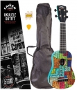The Cavern Club Ukulele - The Wall CVUK1