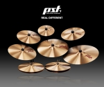 "Paiste Beckenset PST7 14"" HH; 18"" Crash; 20"" Ride + Bonus 16"" Crash"