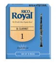 Rico Royal Bb-Klarinette Blatt 1,0 Boehm