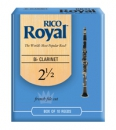 Rico Royal Bb-Klarinette Blatt 2,5 Boehm