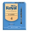 Rico Royal Bb-Klarinette Blatt 4,0 Boehm