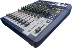 Soundcraft Signature 10 Mischpult mit Lexicon Effekten