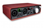 Focusrite Scarlett 2i2 2nd Gen USB Audiointerface