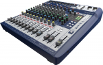 Soundcraft Signature 12 Mischpult mit Lexicon Effekten